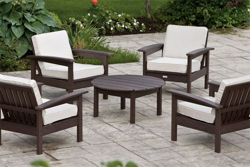 how to make outdoor furniture
