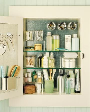 Organizing Your Medicine Cabinets