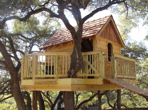 Designing Your Own Treehouse
