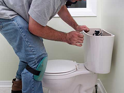 Do-It-Yourself Toilet Replacement