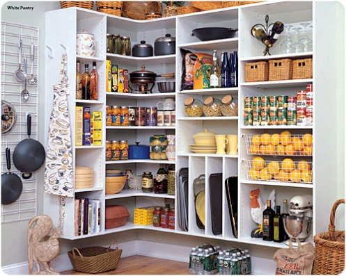 Tips for Kitchen Organization