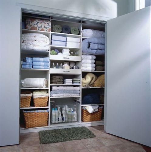 Easy Ways to Organize Your Linen Closet