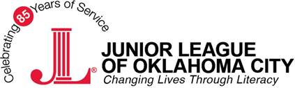 Junior League of Oklahoma City and the OKC Barons to Promote Literacy