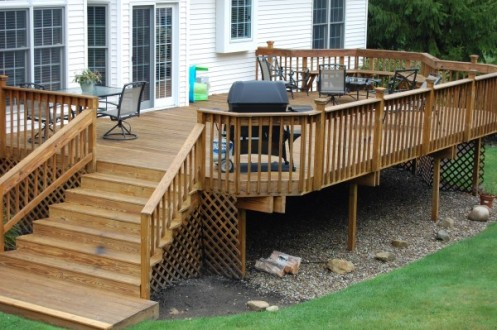 Creating a Beautiful Deck for Your Outdoor Area