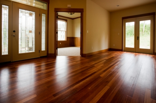 Maintaining the Gleam of Your Hardwood Floors
