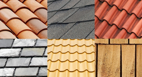 Different Types of Roofing Materials for Replacing Your Roof