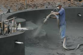 The Types of Concrete Used for Pool Construction