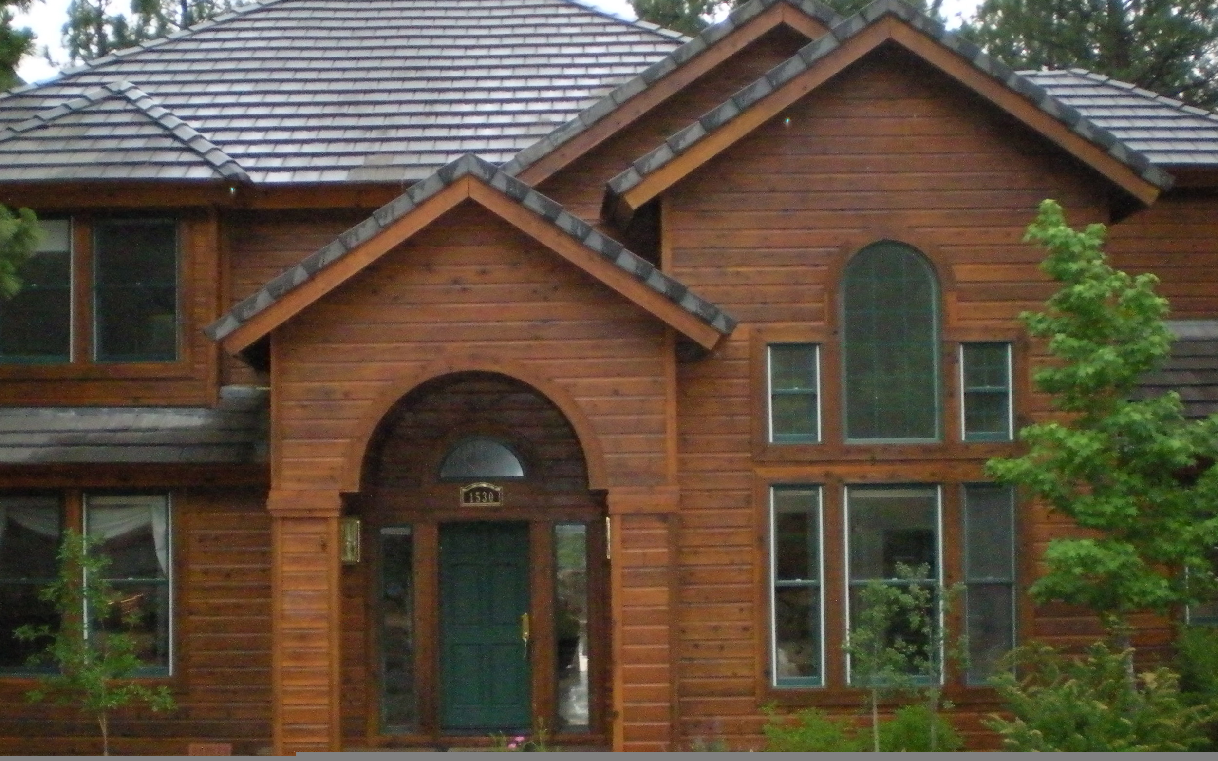 Why Red Cedar Is The Best Siding Material Chris George Homes