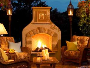 Safety Precautions for Your Outdoor Fireplace