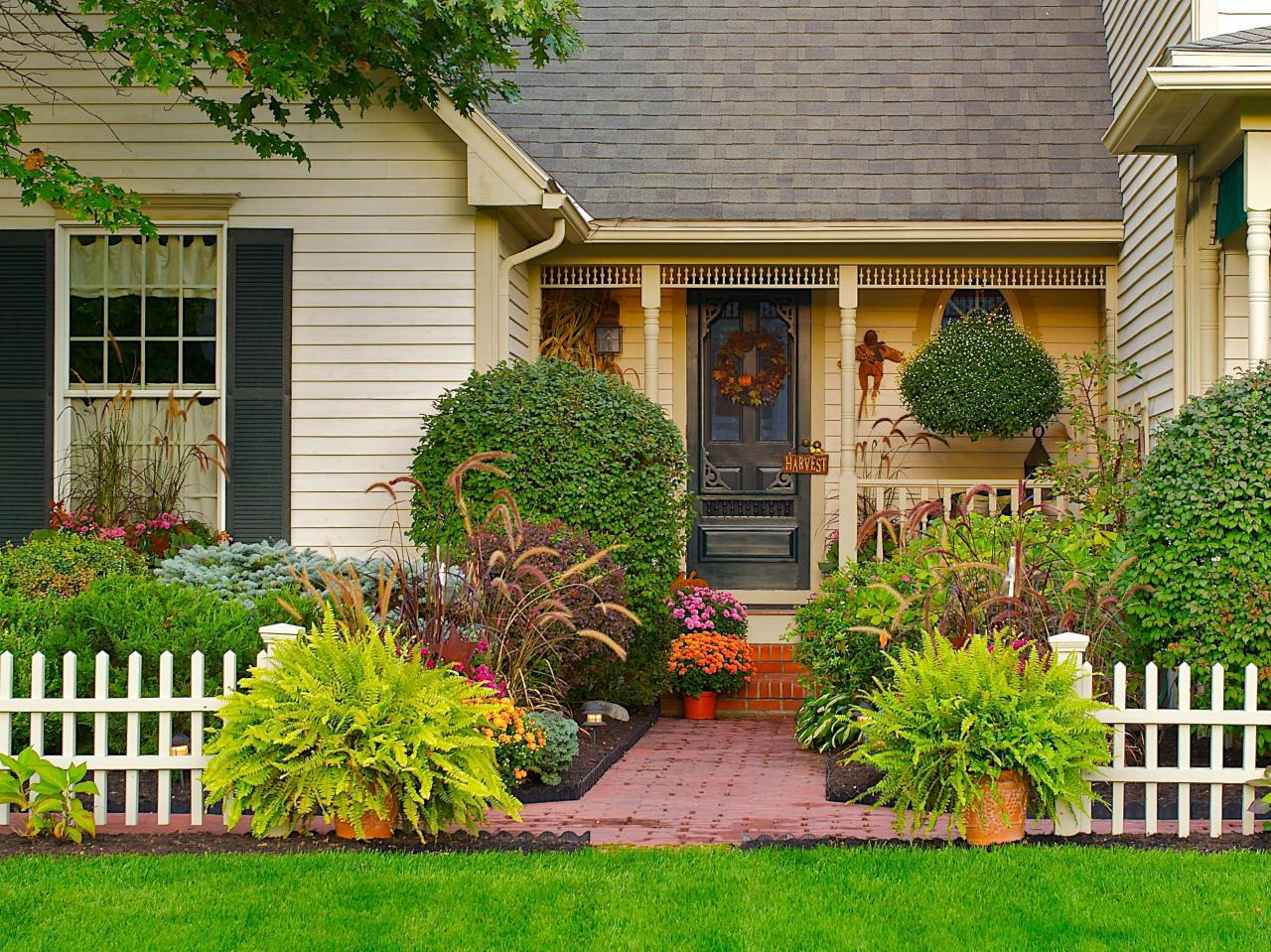 ideas for making your exterior entryway more attractive