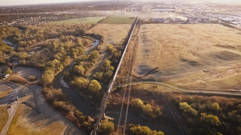 Watch a new flyover tour of the West River Trail